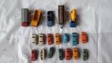 lote de coches y camiones escala N - foto