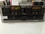 Reproductor cd doble numark - foto