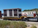 Transporte especial burgos / barcelona - foto