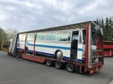 Transporte de bÉlgica a burgos - foto