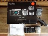Fujifilm X-A2, objetivo 16-50 - foto