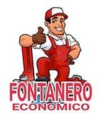 Fontanero, fugas, roturas, desagÜes, - foto