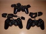 Lote mandos ps2 a reparar. - foto