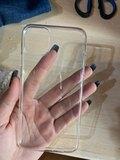 Funda transparente iPhone 11 Pro Max - foto