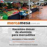 MESAS PLEGABLES PARA MERCADILLOS - foto