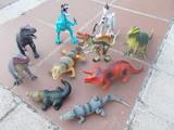 Lote dinosaurios - foto