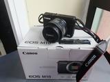 Canon eos m10 mirrorless, 15-45mm - foto