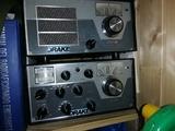 Se vende o cambio linea DRAKE TR4 +Vfo - foto
