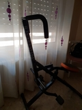 máquina ejercicios - foto