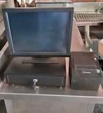 caja registradora táctil - foto