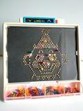 Juego mesa niños Vintage 1987 LITE BRITE - foto