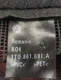 Separador carga VW Touran - foto