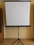 Pantalla de proyección para proyector HD - foto
