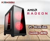 ordenador gaming Amd, nuevo - foto