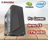 Pc gaming intel i3, nuevo - foto
