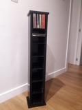 Torre de CDs - foto