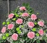 arreglos florales artificiales - foto
