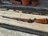 Rifle de cerrojo - foto