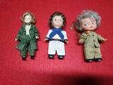 antiguas muñecas - foto