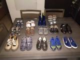 Lote zapatos niño número: 24-27 - foto