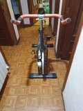 Bicicletas de ejercicio - foto