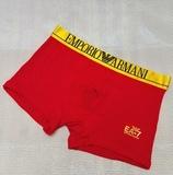 Boxer ea rojo/dorado - foto