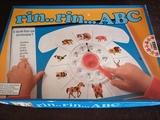 Juego Antiguo Rin Rin ABC Educa - foto