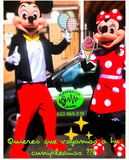 Mickey Minnie Sorpresaaaa - foto