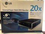 External super multi dvd rewriter LG - foto
