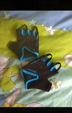 guantes fitness gloves woman - foto