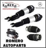 amortiguador mercedes serie e w211 - foto