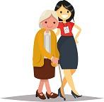 Elderly ladies Assistance / HouseChores - foto
