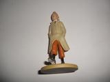 figura de Tintín, la colección oficial - foto