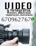 Fotografo y video profesional  Barcelona - foto