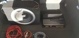 Amplificador sonyxplo1000w + bajo600w - foto