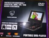 Reproductor DVD portatil para coche - foto