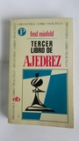 TERCER LIBRO DE AJEDREZ FRED REINFELD - foto