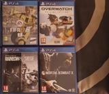 Vendo juegos para la PS4 - foto