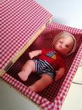 muñeco baby mocosete - foto