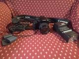 Lote Canon Eos 400D - foto