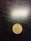 Moneda de 1 peseta año 1966. - foto