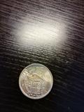 Moneda de 25 pesetas año 1957. - foto