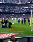 Real madrid vs CELTA DE VIGO - foto