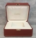 Caja reloj de lujo Cartier - foto