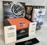 Caja reloj de lujo Tissot - foto