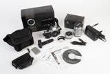 Camara  Olympus OM-D E-M10 y accesorios - foto