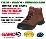 Oferta botas nobuck big game gamo - foto