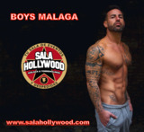 Boys stripers Marbella cheeky butler - foto
