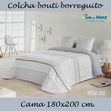 COLCHA BOUTI BORREGUITO CAMA 180 - foto