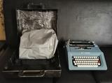 Maquina de escribir olivetti studio 46 - foto